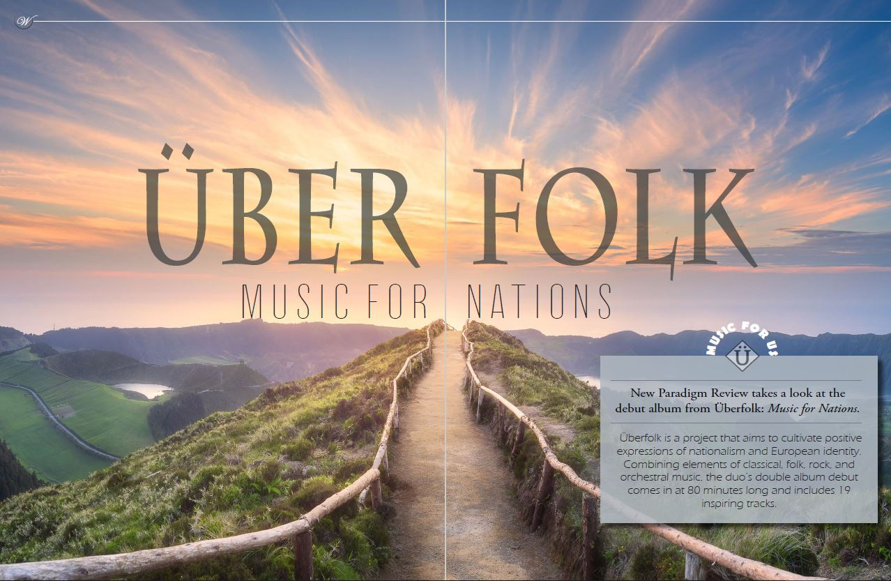Review: Überfolk's Music For Nations